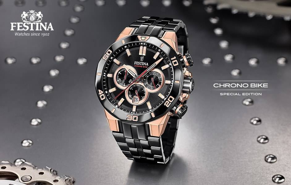 Reloj Chrono Bike 2019 Special Edition