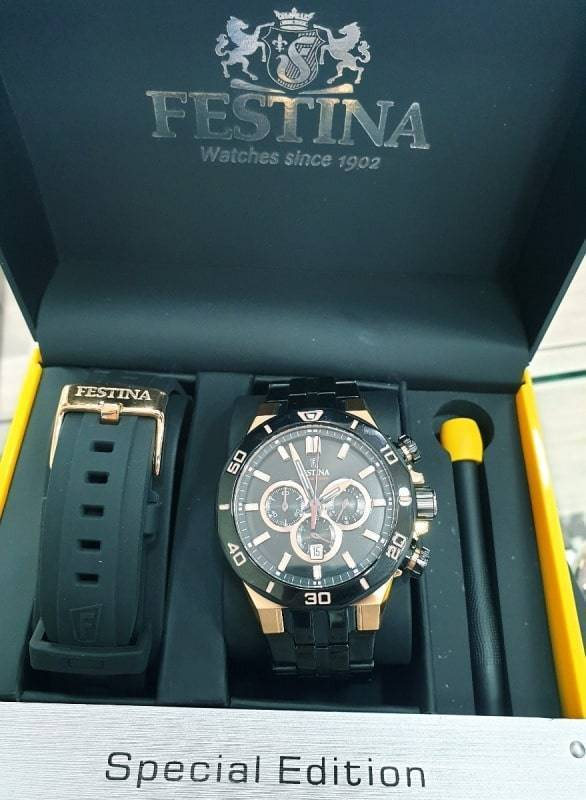 Correa Festina Chrono Bike 2019