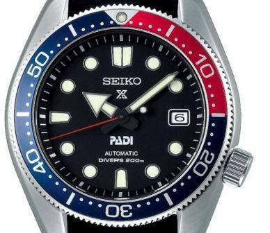 Seiko 1968 reedition Padi