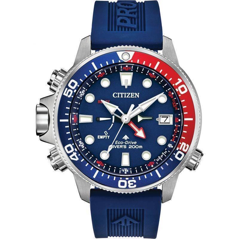 Reloj Citizen Promaster BN2038-01L
