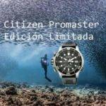 Citizen Promaster BN2037-11E Limited Edition