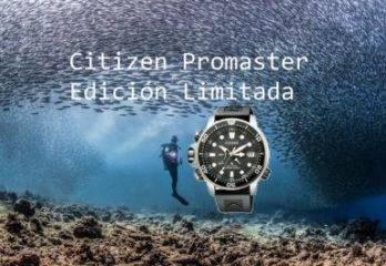 Reloj Citizen Promaster BN2037-11E Edición Limitada 2019-2020