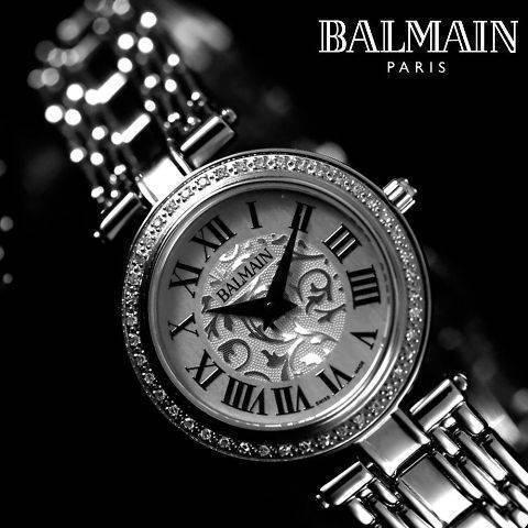 Historia Relojes Balmain