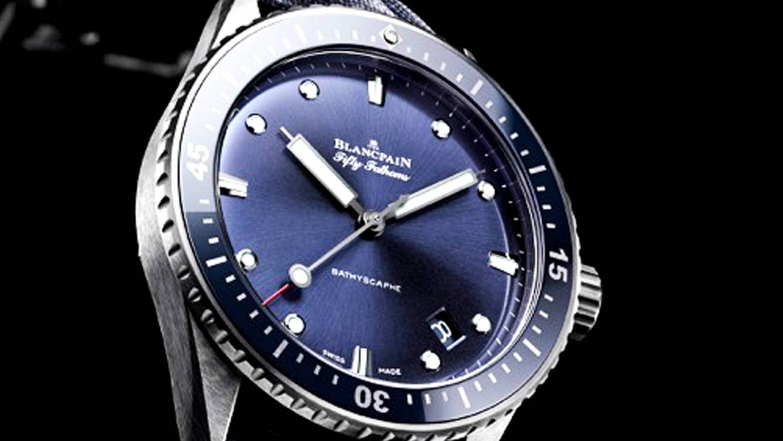 historia de los relojes blancpain