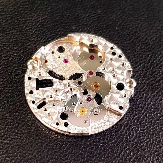 platina reloj rolex