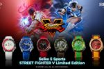 Seiko Street Fighter