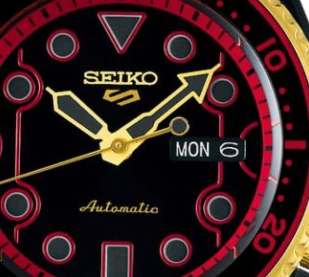 calendario Seiko SRPF20K1