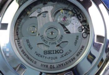 Calibre Automático Seiko 4R36 – Información detallada
