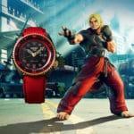 Seiko SRPF20K1 Street Fighter Ken - Edición Limitada
