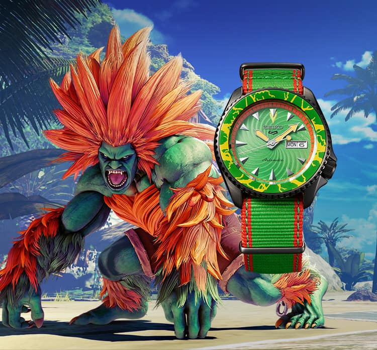 seiko-street-fighter-blanka